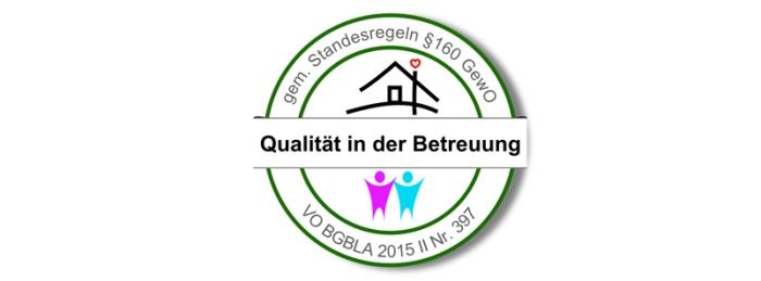Qualität in der Personenbetreuung